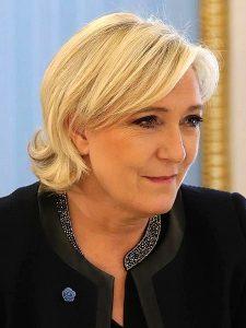 Francia Le Pen