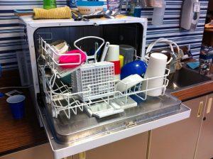 Manutenzione della lavastoviglie